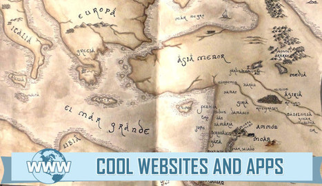 5 More Free History Education Resources You'll Love Exploring | Ed Tech | Scoop.it
