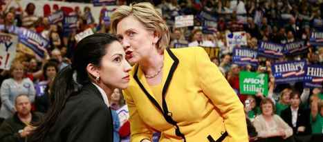 """Hillary Clinton's Top Aide, Huma Abedin, Connected To """"28 Pages"""" Redacted Report - The Duran   Global politics   Scoop.it"""