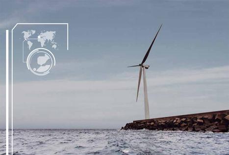 El primer aerogenerador marino de España | tecno4 | Scoop.it