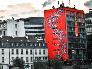 Tour Paris 13 : la plus grande exposition de street art visible en ligne ! | Ca m'interpelle... | Scoop.it