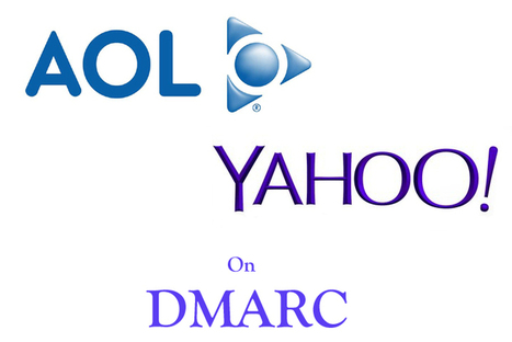 How Yahoo and AOL's DMARC Rejection Policy is Going To Affect Email Marketers | Best Practices For Email Marketing And Affiliate Marketing | Scoop.it