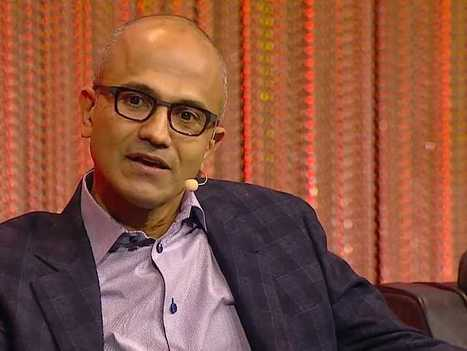 Here's Why Microsoft Is Right To Pick Satya Nadella To Be CEO | Teaching and Learning in the 21st Century | Scoop.it