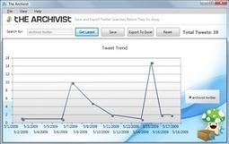 Tweet Archivist Desktop | #dataviz #socialmedia | e-Xploration | Scoop.it