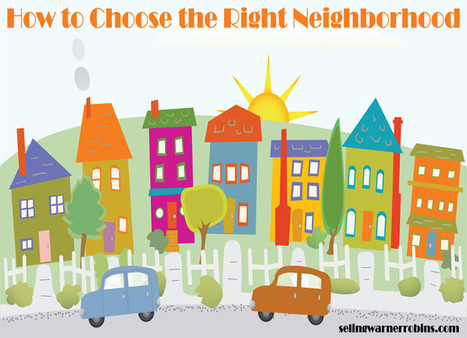 Things to Consider About a Neighborhood When Buying a Home | Real Estate Information | Scoop.it