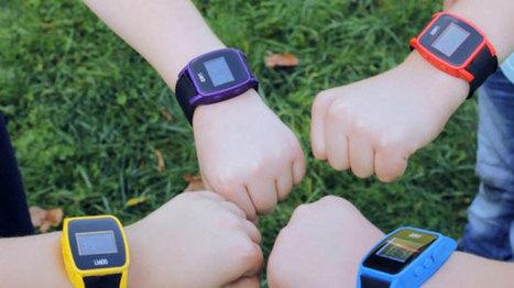 Linkoo, la première montre connectée pour relier parents et enfants   Libertés Numériques   Scoop.it