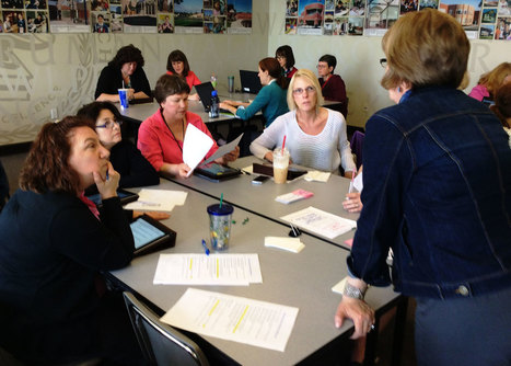 SCIS | The new librarian: leaders in the digital age | 21st Century School Libraries | Scoop.it