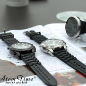 AtomTime - Smartphone flash synchronized watch | World's 1st iphone,ipad & smartphone Flash Synchronized Watch | Scoop.it
