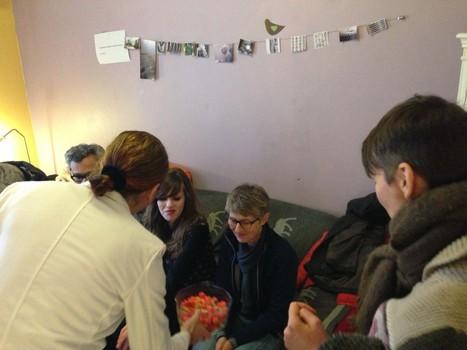 Temps de l'accueil...   Visite complice 3 : dimanche 24 février 2013 (17h)   Scoop.it