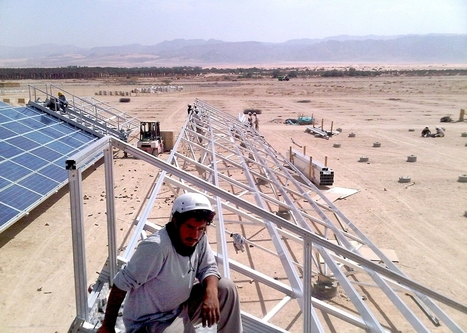 Israel Has Resisted Solar Energy for Decades. Is That Finally Changing? | Jewish Education Around the World | Scoop.it
