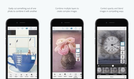 10 Awesome Adobe Apps iPhone Users Need Now | TechKotak | Computing and Technology | Scoop.it
