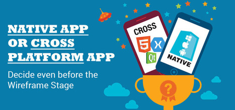 Native app or Cross Platform App: Decide even before the Wireframe Stage | Hi-Tech ITO(Offshore Software Development Company) | Scoop.it