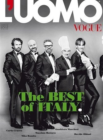 Italian chefs are the new kings - Vogue.it | @FoodMeditations Time | Scoop.it