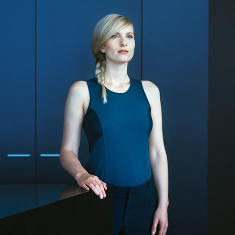 Pauline van Dongen designs FysioPal shirt that corrects your posture | Patient Hub | Scoop.it