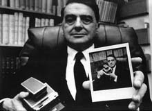 The story of Polaroid inventor Edwin Land, one of Steve Jobs' biggest heroes - (37signals) | Inspiring Stories | Scoop.it