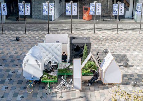 tricycle house by people's industrial design office | Ébène SOUNDJATA | Scoop.it