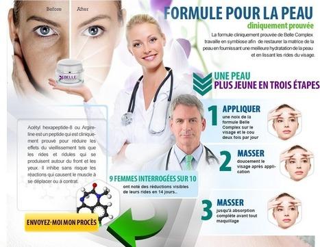 Belle Complex avis - Obtenez gratuitement FOURNITURES essai limitée! | edna bacon147 | Scoop.it
