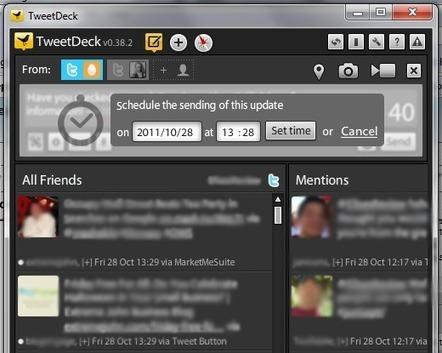 How to schedule Tweets for Future | ciberpocket | Scoop.it