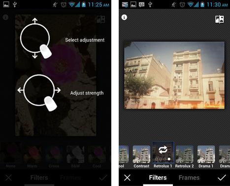 Les meilleures applications d'édition photo sur Android - AndroidPIT | Enseigner avec Android | Scoop.it