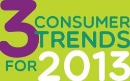 Consumer Trends That Will Impact Social Media Marketing In 2013 | 1mycom: Ganar por Regalar sin Invertir | Scoop.it