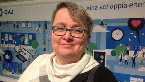 Maarit Korhonen: Koulu on vaarassa jäädä muinaisjäänteeksi | Oppiminen | yle.fi | Samin silmin | Scoop.it