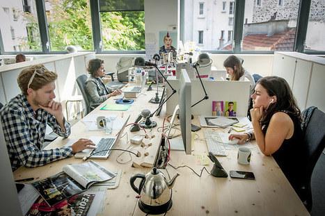 L'open-space est mort, vive le multi-space ! | Nouveaux lieux, nouveaux apprentissages | Scoop.it