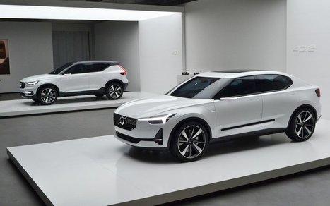 Voici le nouveau Volvo XC40 2018   Volvo Concept   Scoop.it