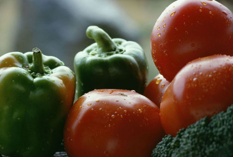 Tips for Fresh Produce Safety | Nutrition, Food Safety and Food Preservation | Scoop.it
