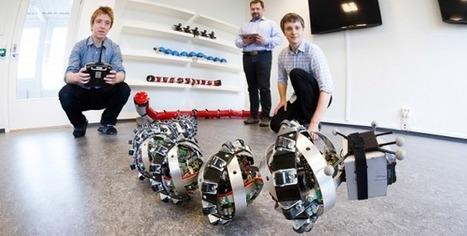 Explorer Mars à l'aide de robots reptiliens [Vidéo] | Innovative technology | Scoop.it