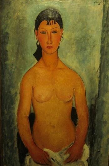 Modigliani et l'École de Paris à Martigny - Le Blog de VisiMuZ | VisiMuZ : les guides des musées sur tablettes | Scoop.it