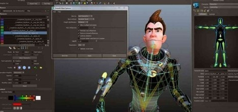 Les 10 meilleures applications d'animation 3D | Time to Learn | Scoop.it