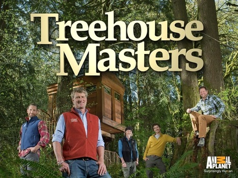 Watch Plant Connection tomorrow on Treehouse Masters | Vertical Farm - Food Factory | Scoop.it