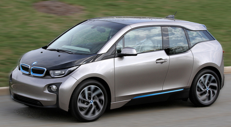 BMW i3 test drive: The second best electric car that money can buy - ExtremeTech | News | Scoop.it