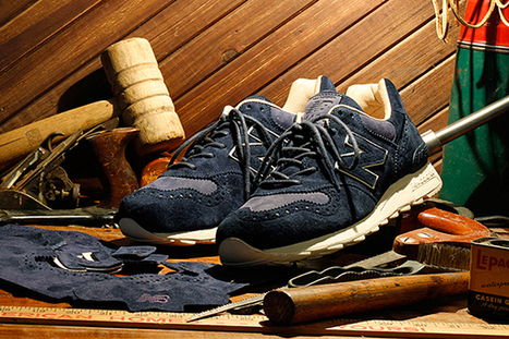 INVINCIBLE x New Balance M1400INV Brogue - oneMesh | onemesh | Scoop.it