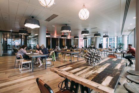 How Coworking and Coliving are Redefining Space as a Service | retail and design | Scoop.it