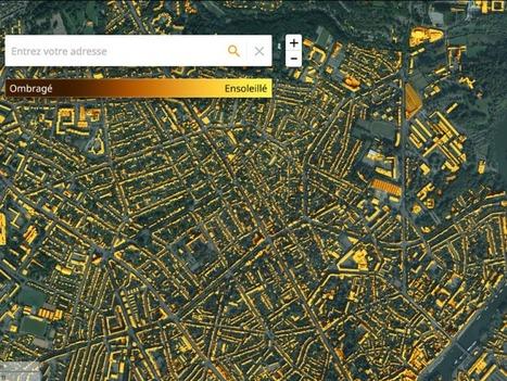 L'entreprise française In Sun We Trust améliore son outil de prédiction de rentabilité d'une installation solaire sur la ville de Nantes | Actualité du secteur Energetique | Scoop.it