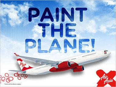Concours Air Asia pour gagner un voyage à Toulouse | tourisme industriel | Scoop.it
