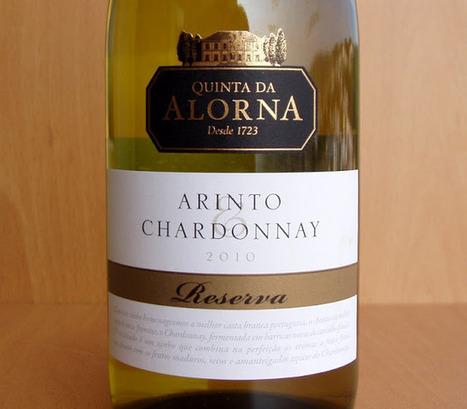 O Puto (Bebe): Quinta da Alorna — Reserva (Arinto + Chardonnay) '2010 | Wine Lovers | Scoop.it