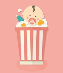 Cinemamme, II edizioneIl piacere di un film sul grande schermocon il tuo neonato | Genitori e Psicologia | Scoop.it