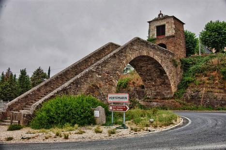 Escalera y Capilla de la Nieves, Portomarín | El Camino de Santiago | Galicia | Scoop.it