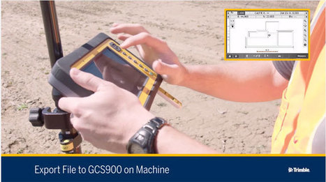 Trimble Site Contractor SketchUp Extension | Updates on 3D modeling world | Scoop.it