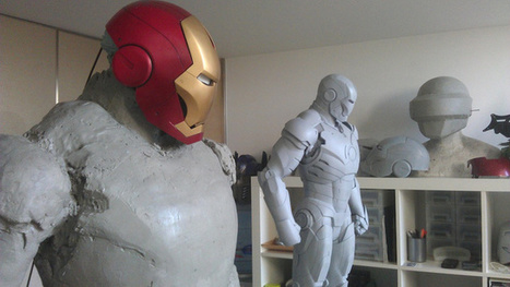 How Iron Man Inspired One Man To Create His Own Armour | Technology on the Body | Scoop.it