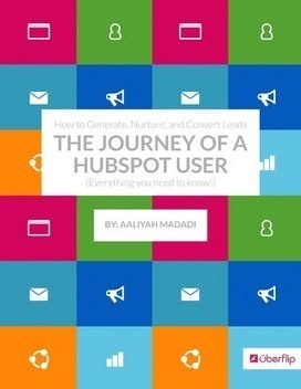 How to Generate, Nurture, and Convert Leads: The Journey of a Hubspot User | eBooks, Webinars and Downloads | Scoop.it