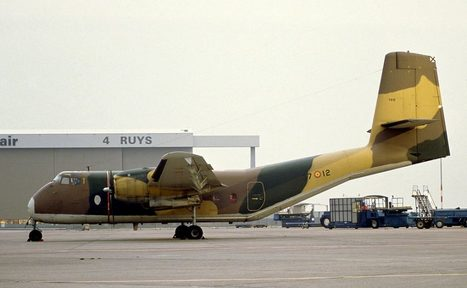ASN Aircraft accident de Havilland Canada DHC-4T Caribou PK-SWW between Ilaga and Timika | Aviation Loss Log from GBJ | Scoop.it