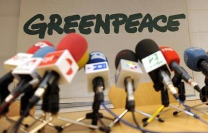 Greenpeace accuses Canada pipeline firm of 'dirty tricks' | Sustain Our Earth | Scoop.it