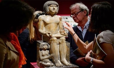Sale of Egyptian statue by Christie's criticized | The Archaeology News Network | Kiosque du monde : Afrique | Scoop.it