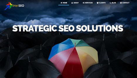 Creative Single Page Website Designs, Examples - Designmodo | artistic inspiration | Scoop.it