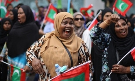 '#Maldives arrests leader of opposition party muslim Sheikh #Abdulla detained attempted to overthrow gov, after violent protests, 1000s march on capital, 200 killed' | News You Can Use - NO PINKSLIME | Scoop.it