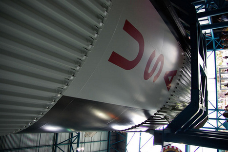 Une plongée dans l'aventure lunaire au KSC | Mars en août | Scoop.it