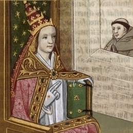 The Legend of the Female Pope in the Reformation | Ed-tech, Padagogy, and Classics Stuff | Scoop.it