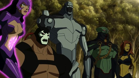 Batman, Cyborg, and Bad Guys in 3 New Images from 'Justice League: Doom' - iamROGUE.com | Animation News | Scoop.it